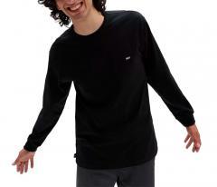 Vans Off The Wall Classic Long Sleeve T-Shirt Black