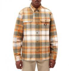 Dickies Nimmons Long Sleeve Shirt Military Green