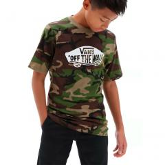 Vans Youth OTW T-Shirt Camo / White
