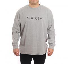 Makia Oksa Long Sleeve Grey