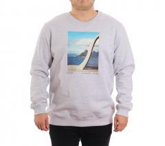 Makia Elements Sweatshirt Light Grey