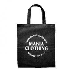 Makia Reckon Tote Bag Black