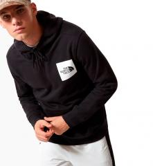 The North Face Fine Hoodie TNF Black