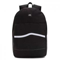 Vans Construct Skool Backpack Black / White