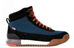 The North Face Back-To-Berkeley Textile Boots III Monterey Blue / TNF Black