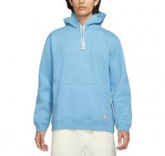 Nike SB Premium Sustainable Fleece Hoodie Dutch Blue / Pure