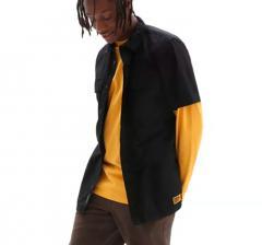 Vans World Code Woven Shirt Black