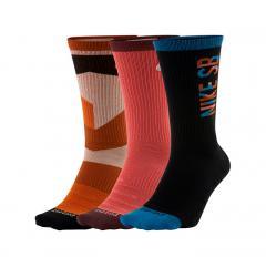 Nike SB Everyday Max Lightweight Socks Multicolor