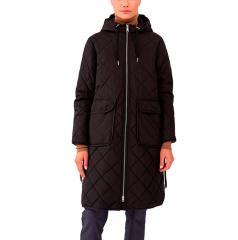 Makia Womens Aura Coat Black
