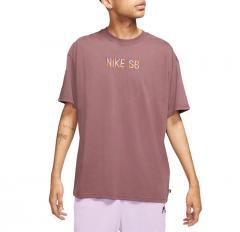 Nike SB Skate T-Shirt Dark Wine