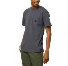Vans Woven Patch Pocket T-Shirt Asphalt